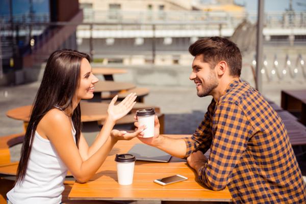 ⑤好きな人と話すときについ女性がしてしまう5つのこと